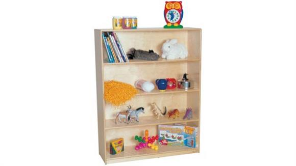 Bookcases Wood Designs Multi-Purpose Bookshelf