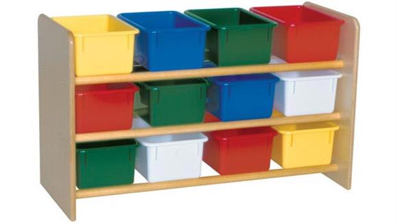 Storage Cubes & Cubbies Wood Designs See-All Storage