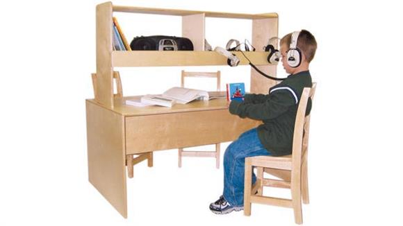 Workstations & Cubicles Wood Designs Listening Center