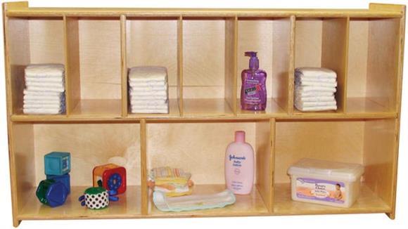 Storage Cubes & Cubbies Wood Designs Wall Organizer