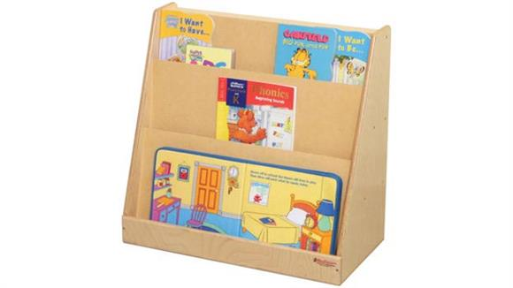 Bookcases Wood Designs Tot-Size Book Display