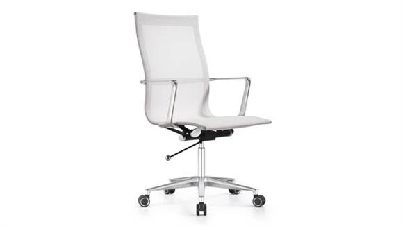 Office Chairs Woodstock High Back Mesh Swivel Chair