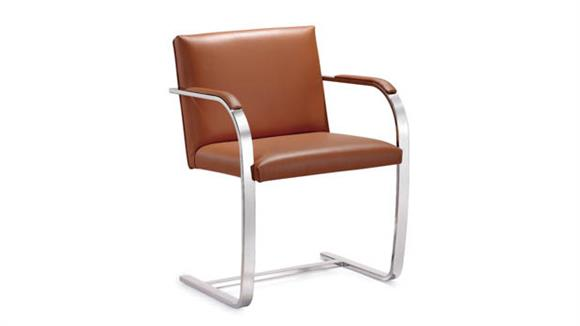 Side & Guest Chairs Woodstock Leather Side Chair