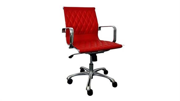 Office Chairs Woodstock Annie Mid Back Chair