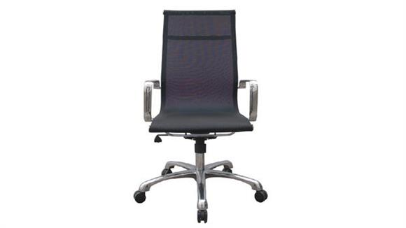 Office Chairs Woodstock Baez High Back Mesh Chair