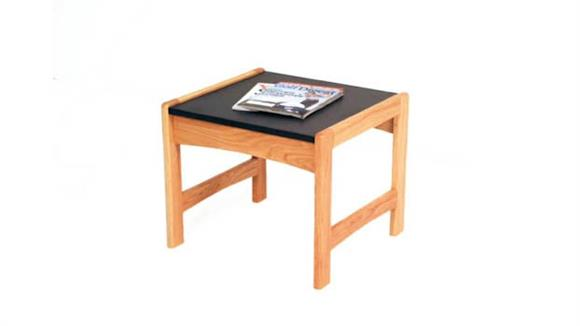 End Tables Wooden Mallet End Table