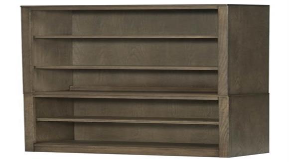 "Bookcases Wilshire Furniture 32"" W x 72""H Open Bookcase"
