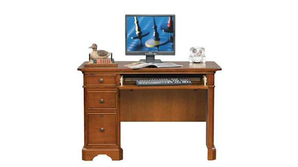"Writing Desks Wilshire Furniture 47""W x 26""D x 30.75""H Writing Desk"