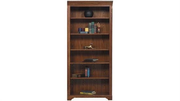 "Bookcases Wilshire Furniture 32""W x 15""D x 79""H Open Bookcase"
