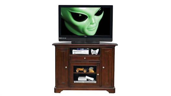 "TV Stands Wilshire Furniture 47"" Corner TV Stand"