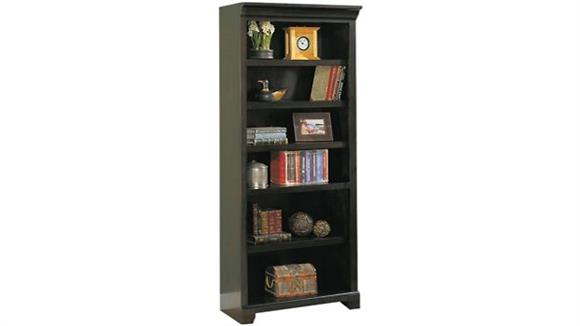 "Bookcases Wilshire Furniture 32""W x 15""D x 75""H  Solid Wood Open Bookcase"