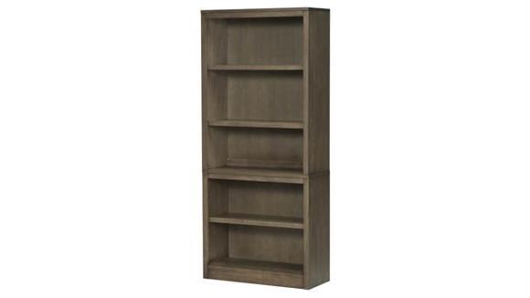 "Bookcases Wilshire Furniture 32""W x 72""H Open Bookcase"