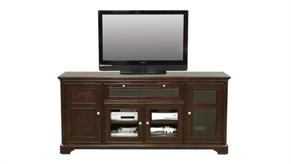 "TV Stands Wilshire Furniture 74"" Metro TV Stand"