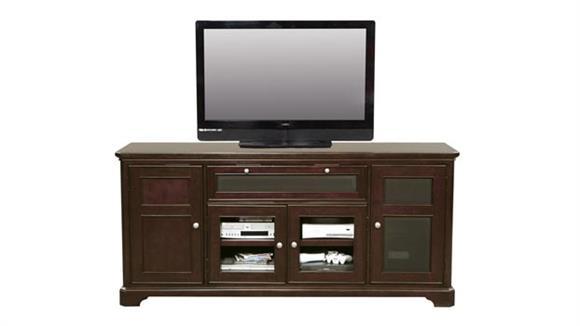 "TV Stands Wilshire Furniture 74"" Metro TV Stand"