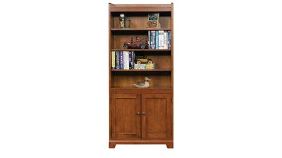 "Bookcases Wilshire Furniture Solutions 72""H Bookcase with Doors"