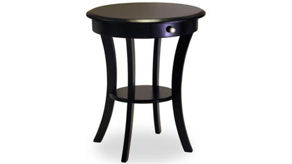 Accent Tables Winsome Round Accent Table