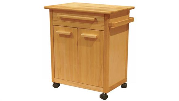 Kitchen Carts Winsome Mobile Kitchen Cart