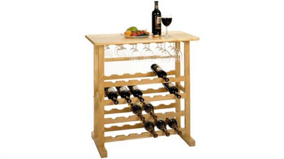 Wine Storage Winsome 24 Bottle Wine Rack
