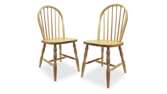 Dining Chairs Winsome Windsor Chair -Set of 2
