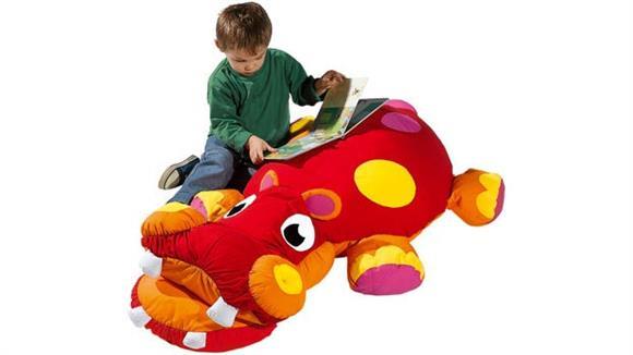 Activity & Play Wesco Henry the Hippopotamus