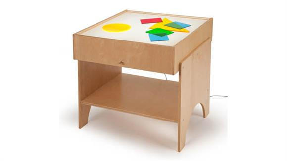 Activity Tables Whitney Brothers Light Table