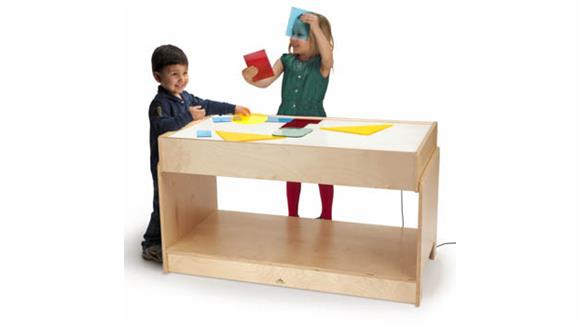 Activity Tables Whitney Brothers Big Light Table