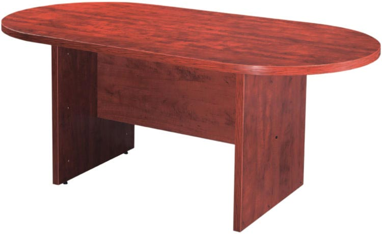 8' Racetrack Conference Table by Marquis