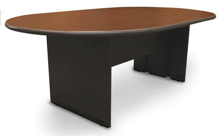 7' Oval Conference Table by Marvel