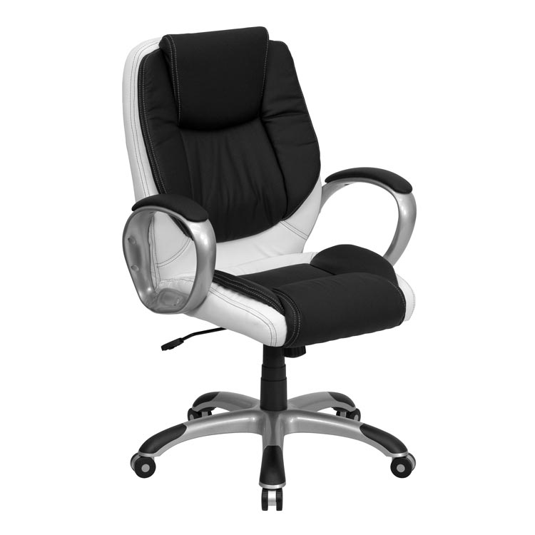 Leather Executive Swivel Chair by Innovations Office Furniture
