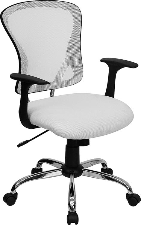 Mesh Back Office Chair with Arms by Innovations Office Furniture