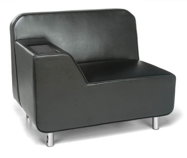 Right Arm Lounge Chair By Ofm