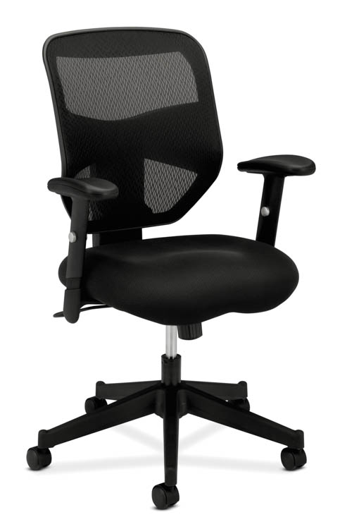 Prominent Mesh Task Chair by OFM