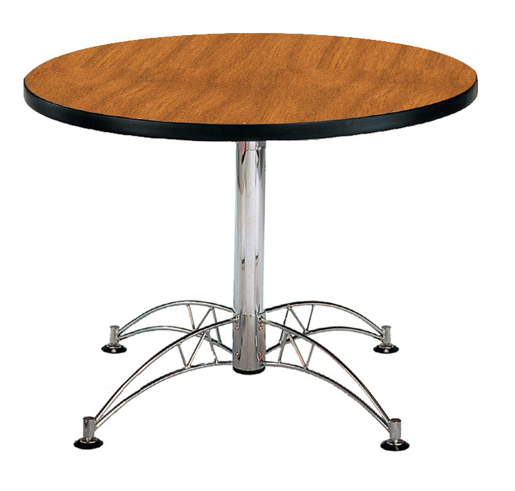 "42"" Round Conference Table by OFM"
