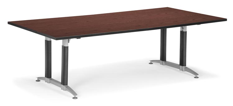 8' Mesh Base Conference Table by OFM