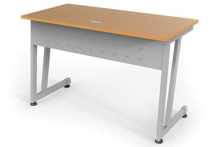 """47"""" Desk by Office Source Office Furniture"""