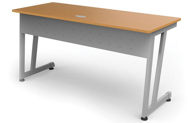 """59"""" Desk by Office Source Office Furniture"""