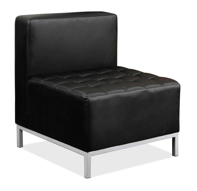 Armless Chair by Office Source Office Furniture