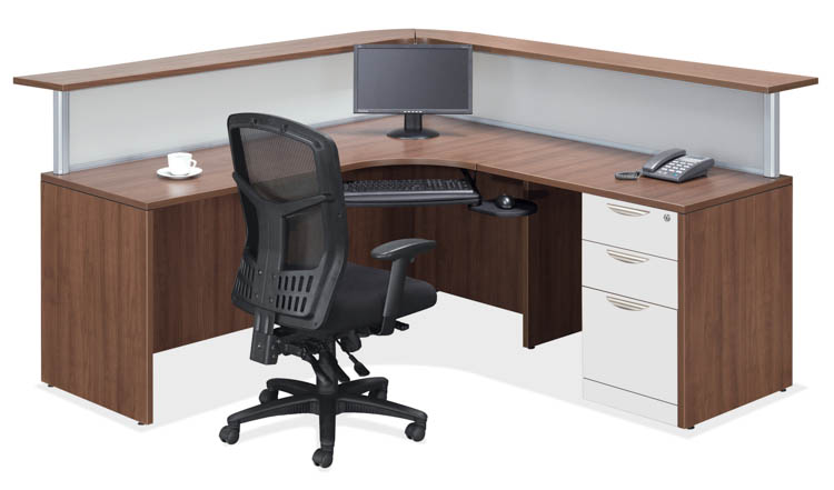 Reception Desk by Office Source Office Furniture