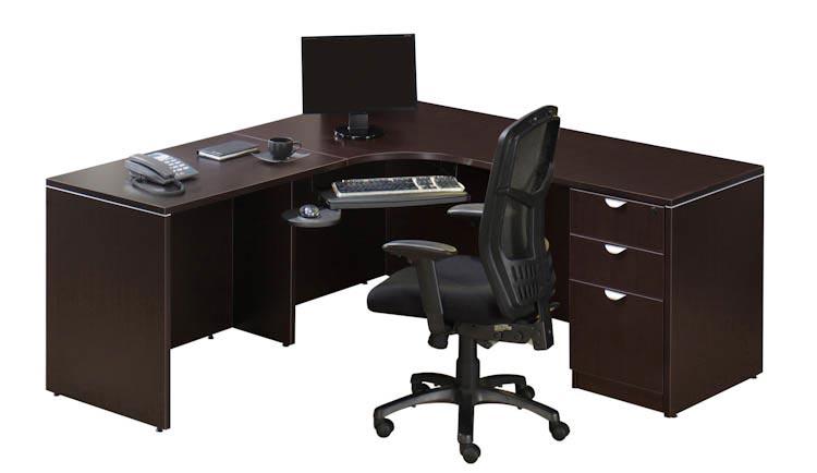 Corner Desk by Office Source Office Furniture