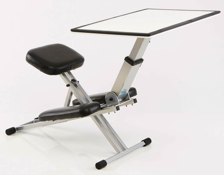 Mobile Desk by Office Source Office Furniture