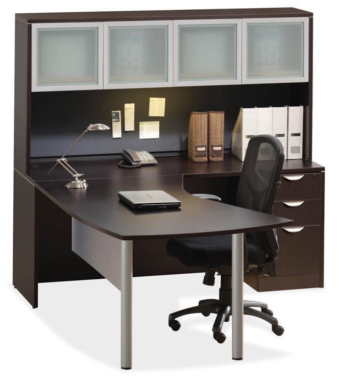 L Shaped Desk Unit by Office Source Office Furniture