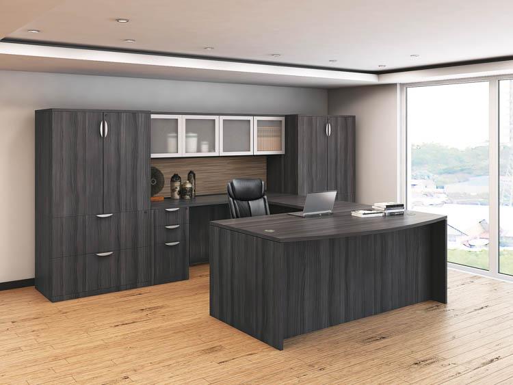 U Shaped Desk Unit by Office Source Office Furniture