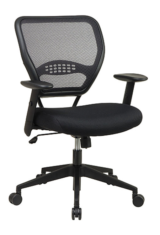 Professional Air Grid Back Managers Chair by Office Star