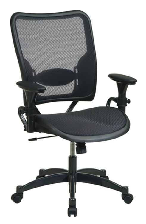 Professional Air Grid Chair by Office Star