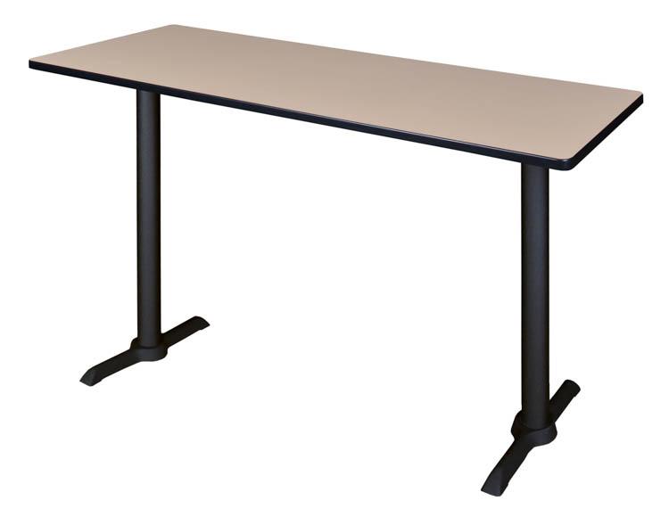 66 x 24 Café Training Table by Regency Furniture