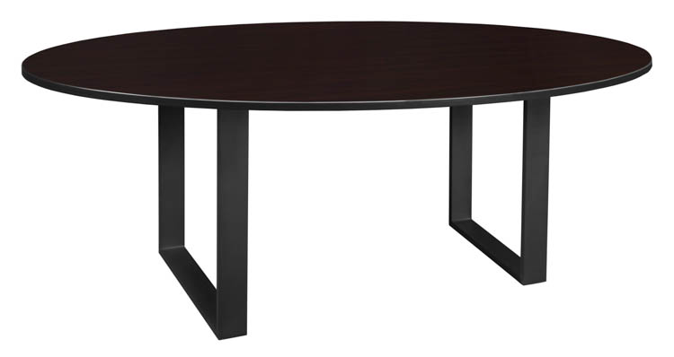 """72"""" Oval Conference Table by Regency Furniture"""