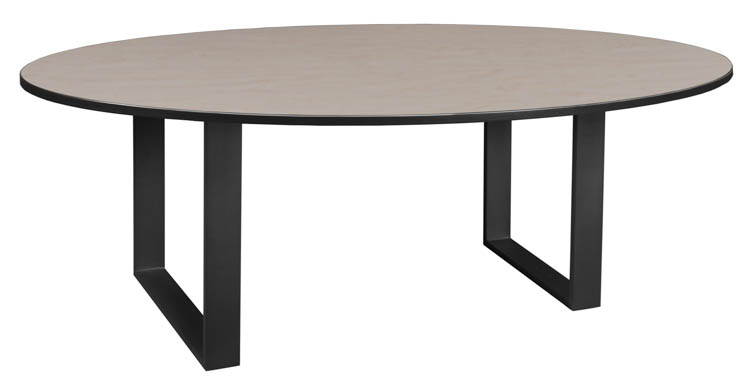 "78"" Oval Conference Table by Regency Furniture"
