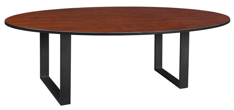 "96"" Oval Conference Table by Regency Furniture"