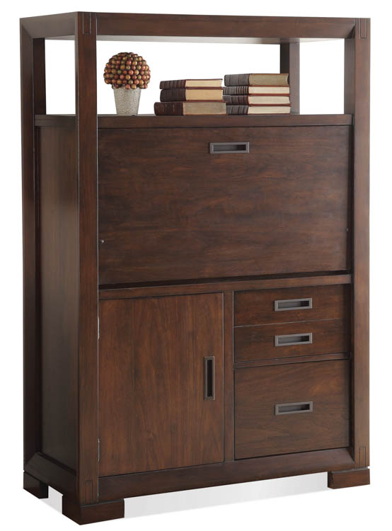Computer Armoire by Riverside
