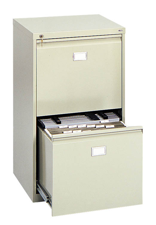 2-Drawer Vertical File Cabinet by Safco Office Furniture -  5039